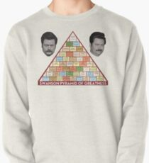 Swanson Pyramid of Greatness Pullover