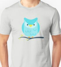 Cute little owl Unisex T-Shirt
