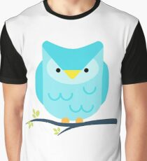 Cute little owl Graphic T-Shirt