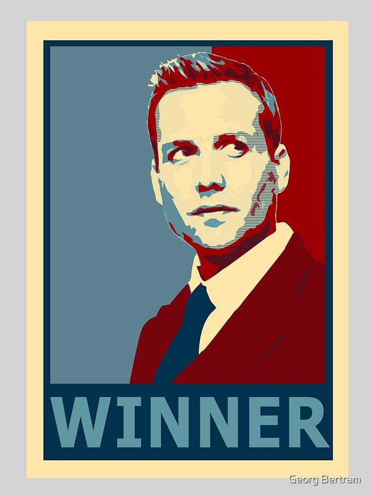 Winner Harvey by Georg Bertram