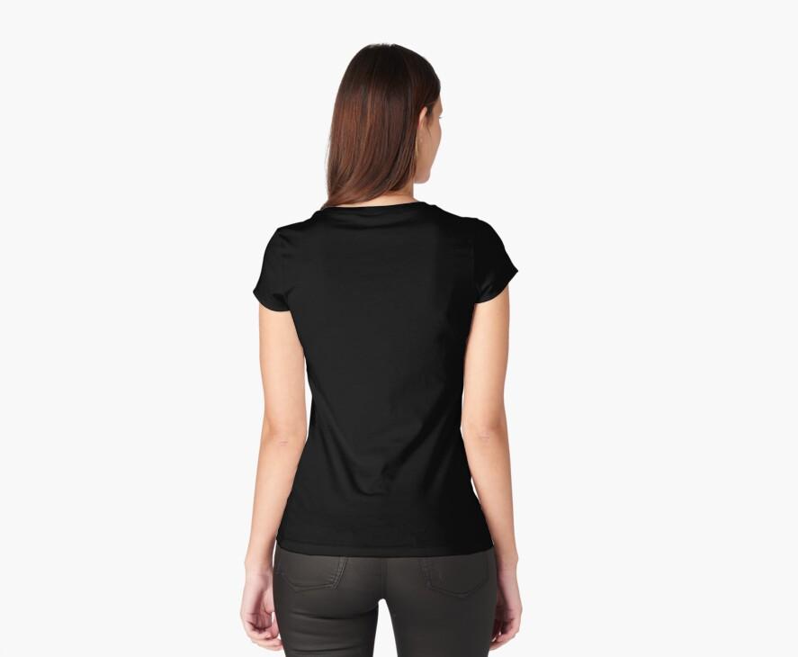 "assetto corsa - logo"" women's fitted scoop t-shirtsdawa-bu"