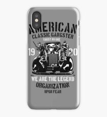 American gangster iPhone Case