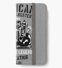 American gangster iPhone Wallet/Case/Skin