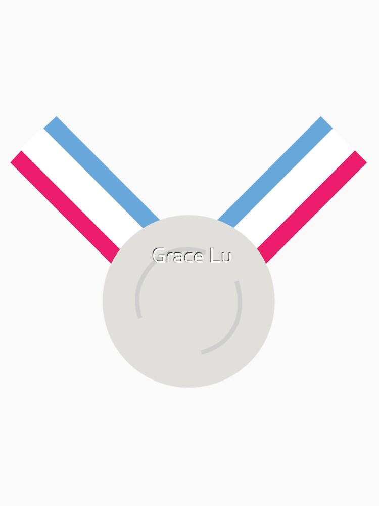Für das Silber (Medaille)! - Olympische Spiele Tokio 2022 von gracelu