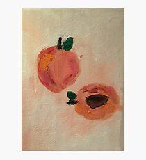 Perfect Peaches Photographic Print