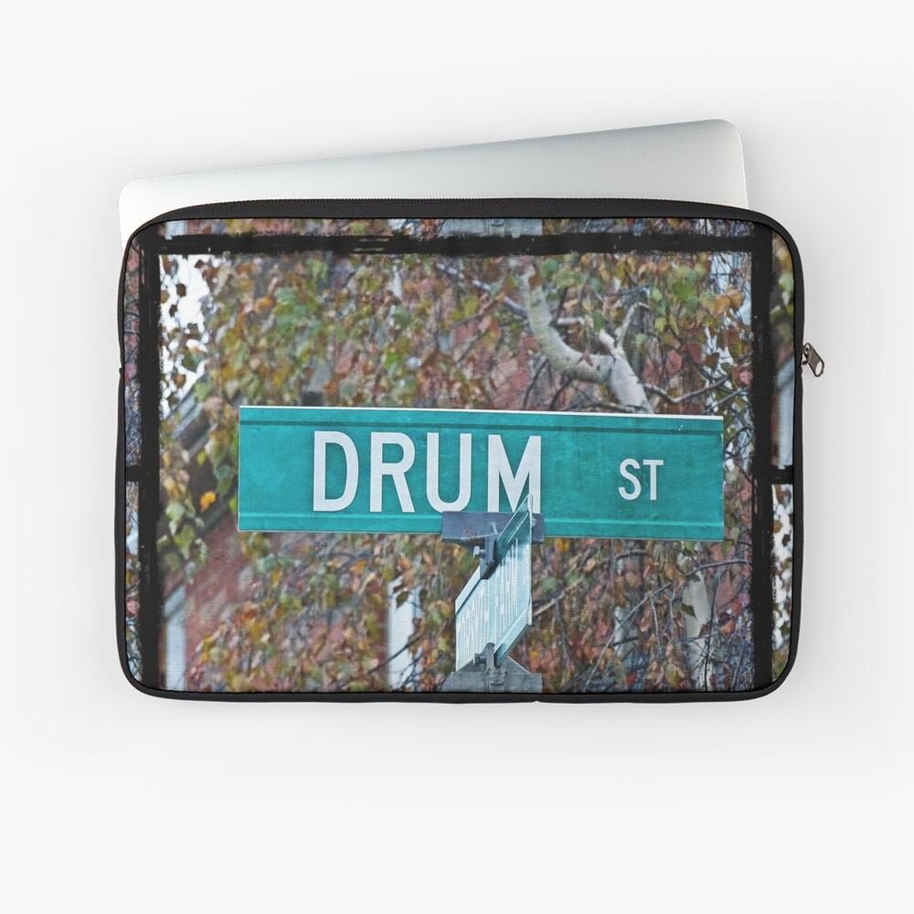 Drum street  Laptop Sleeve