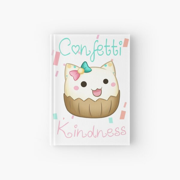 Confetti Kindness Hardcover Journal