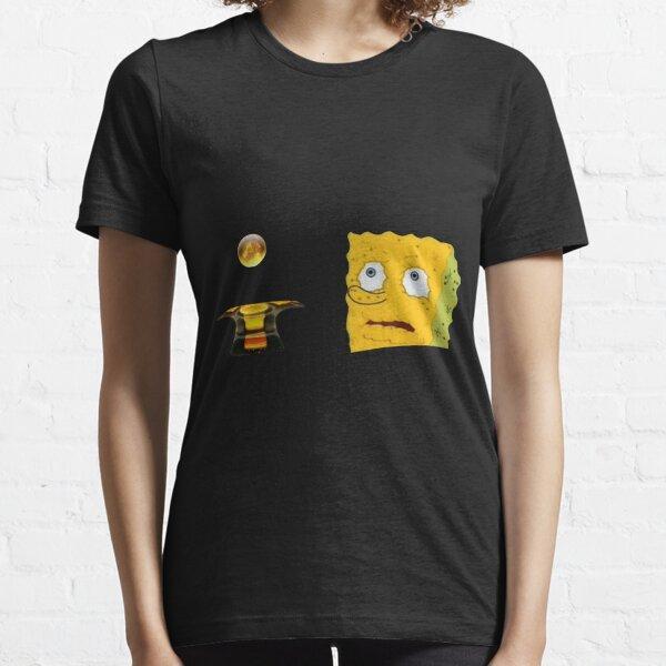 Pas besoin de ce coup de pouce T-shirt essentiel
