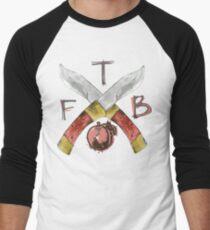 Der Front Bottoms Pfirsich Baseballshirt für Männer