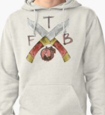 The Front Bottoms Peach Pullover Hoodie