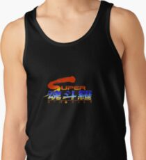 Super Contra Japanese Open Title Tank Top
