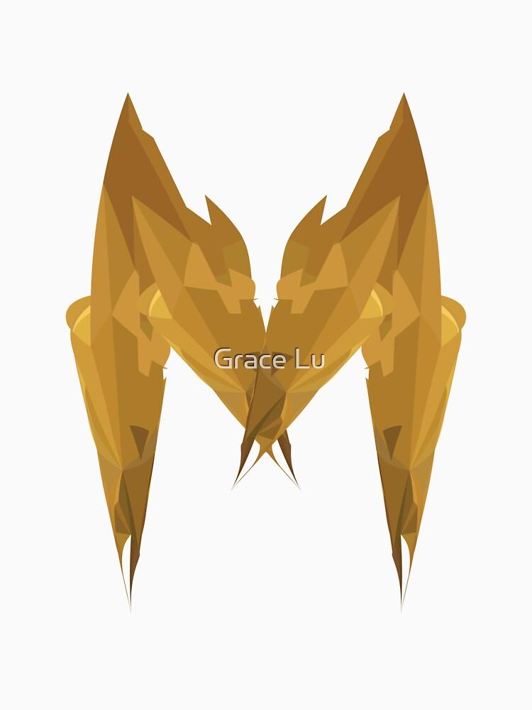 M - Die goldenen Buchstaben von gracelu