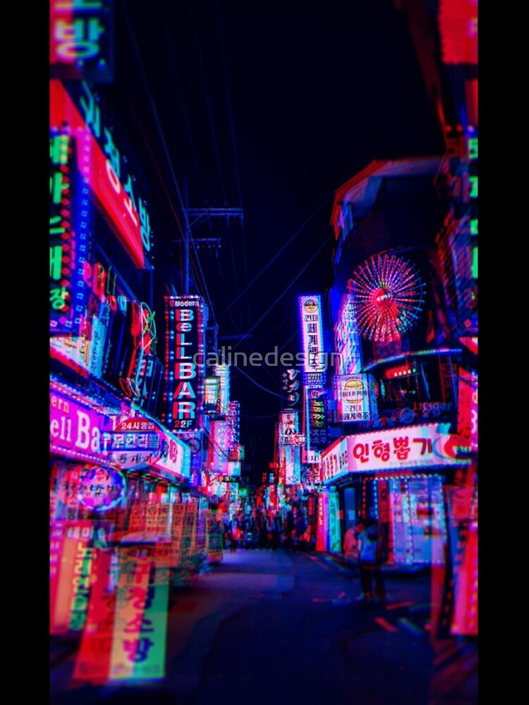 lsd nights by calinedesign