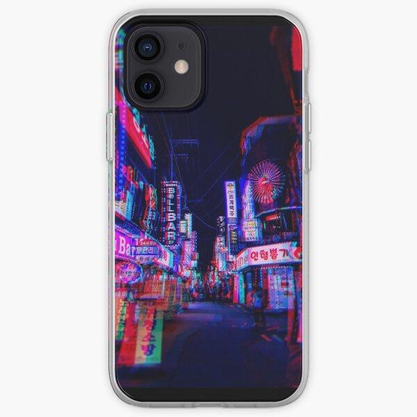 lsd nights iPhone Soft Case