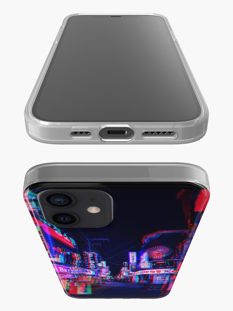 Alternate view of lsd nights iPhone Case & Cover