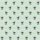 Sheep (Green Background) by Running-Duck