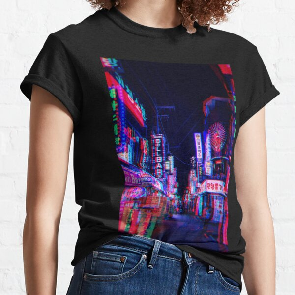lsd nights Classic T-Shirt