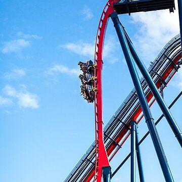Rollercoaster Fun by heidipics