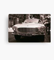 Volvo Canvas Print