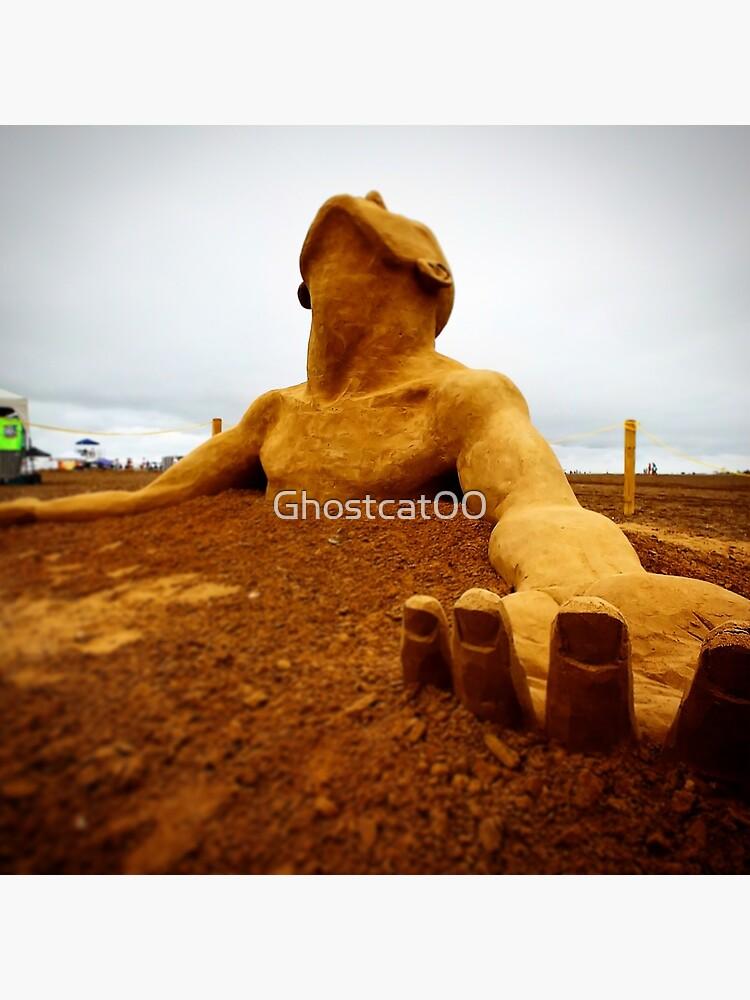 Sand Man by Ghostcat00