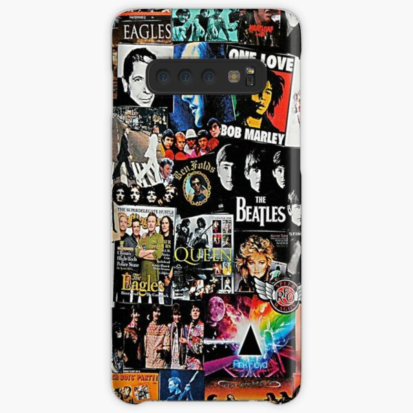 Rock Collage Samsung Galaxy Snap Case
