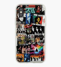 Rock Collage iPhone Case