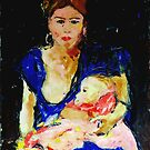 Mother by Maninder