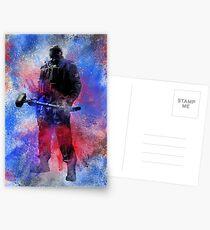 Sledge Postcards