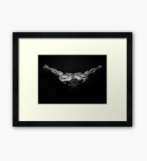 Eclipse Into Eternity Framed Print