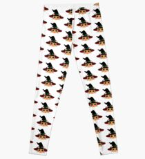 Chat sorcier  Leggings