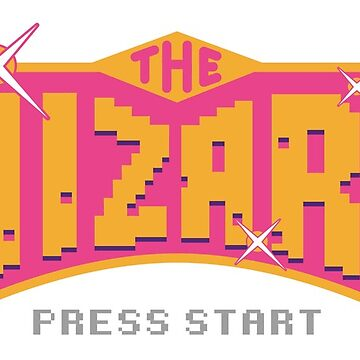 The Wizard - Logo by 90s-Mall