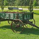 The Old Wagon by RickDavis