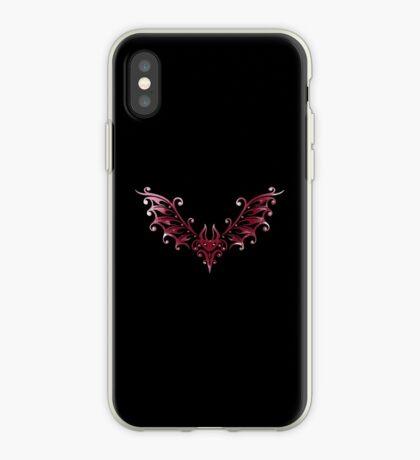 Süße Tribal Fledermaus, kleiner Blutsauger iPhone-Hülle & Cover