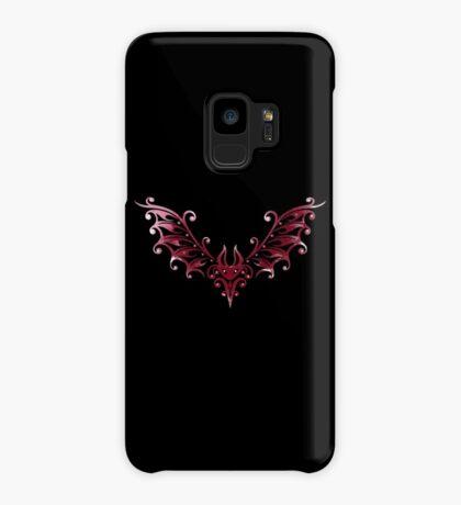 Süße Tribal Fledermaus, kleiner Blutsauger Hülle & Skin für Samsung Galaxy