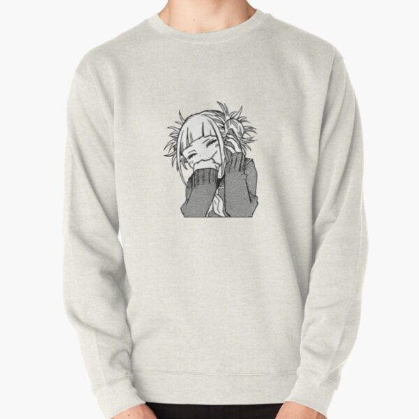 Happy Himiko Pullover Sweatshirt