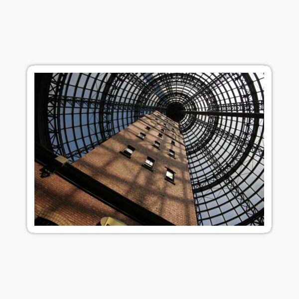 Melbourne Shot Tower Sticker