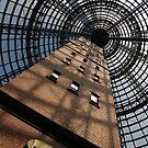 Melbourne Shot Tower by John Dalkin