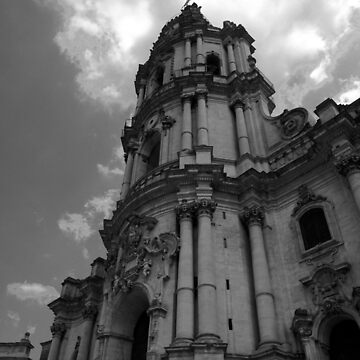 San Giorgio Church, Modica, Sicily, Italy by douglasewelch