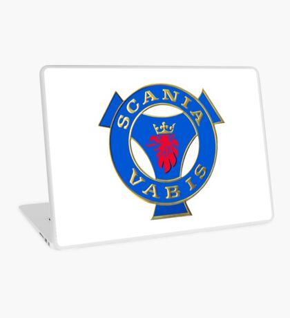 Old Scania Vabis emblem Laptop Skin