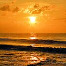 Orange Sunrise by Dawne Dunton