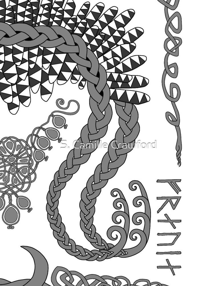 Freyja - Grey by CorpseCafe