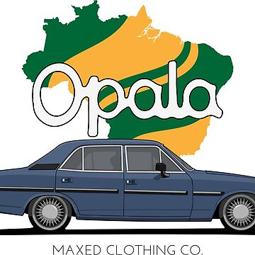 Opala Diplomata Chevy  by monstta