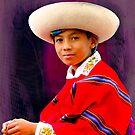 Cuenca Kids 1117 by Al Bourassa