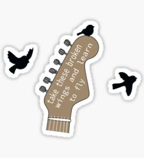 Blackbird Sticker