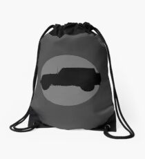 Jeep Drawstring Bag