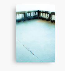 Short walk Canvas Print