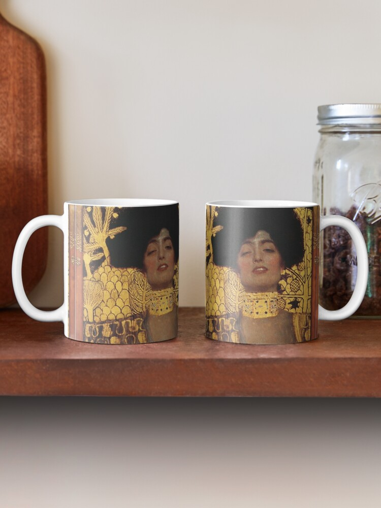 Alternate view of Judith und Holofernes Mug