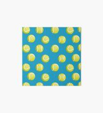 Tennisbälle Muster Galeriedruck