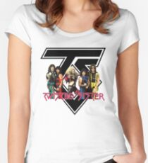 Twisted Sister Women's Fitted Scoop T-Shirt