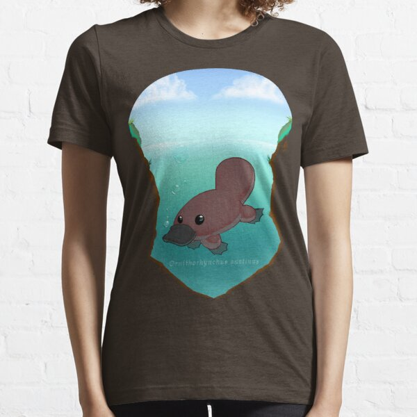 Ornithorhynchus anatinus Essential T-Shirt